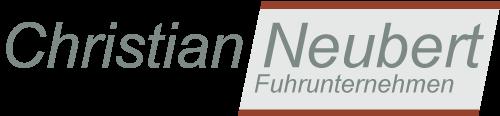 Logo Christian Neubert Fuhrunternehmen